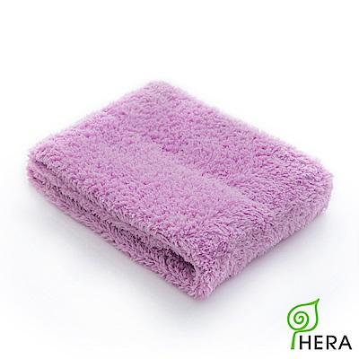 HERA 3M專利瞬吸快乾抗菌超柔纖-運動毛巾-薰衣紫