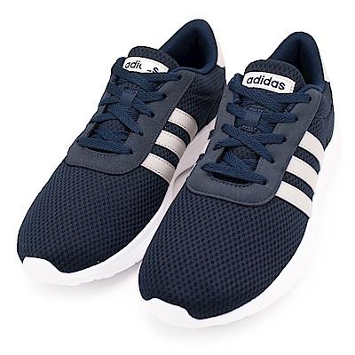 ADIDAS-男慢跑鞋BB9775-深藍