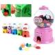 可愛迷你糖果扭蛋機玩具-復古DIY迷你扭糖果機-存