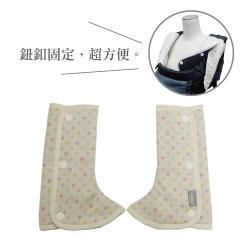 日本製Eightex-日製L型防污套2入(圓點象牙)