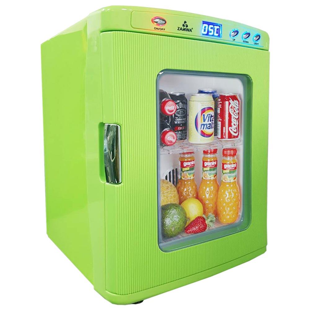 ZANWA晶華 冷熱兩用電子行動冰箱/冷藏箱/保溫箱/孵蛋機 CLT-25G