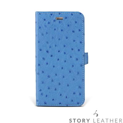 APPLE iPhone 6 / 6S (4.7吋) 摺邊折疊式 客製化皮套