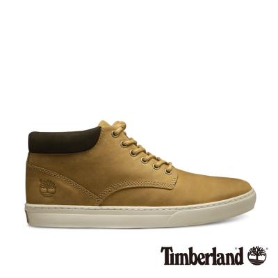 Timberland 男款小麥黃絨面Adventure 2.0 休閒鞋