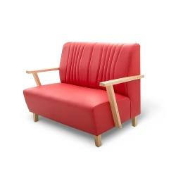 日安家居-Eliot艾瑞特MIT經典雙人沙發-三色