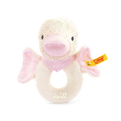 STEIFF泰迪熊 - 嬰幼兒手搖鈴Gadwall Grip Toy