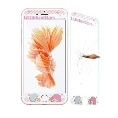 三麗鷗 iPhone 7 Plus /8 Plus / i6+全隱形玻璃貼(糖果...