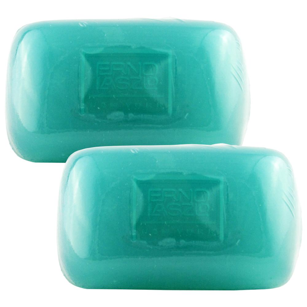 小樣-ERNO LASZLO 奧倫納素 逆齡奇蹟藍藻緊緻皂 17g x 2