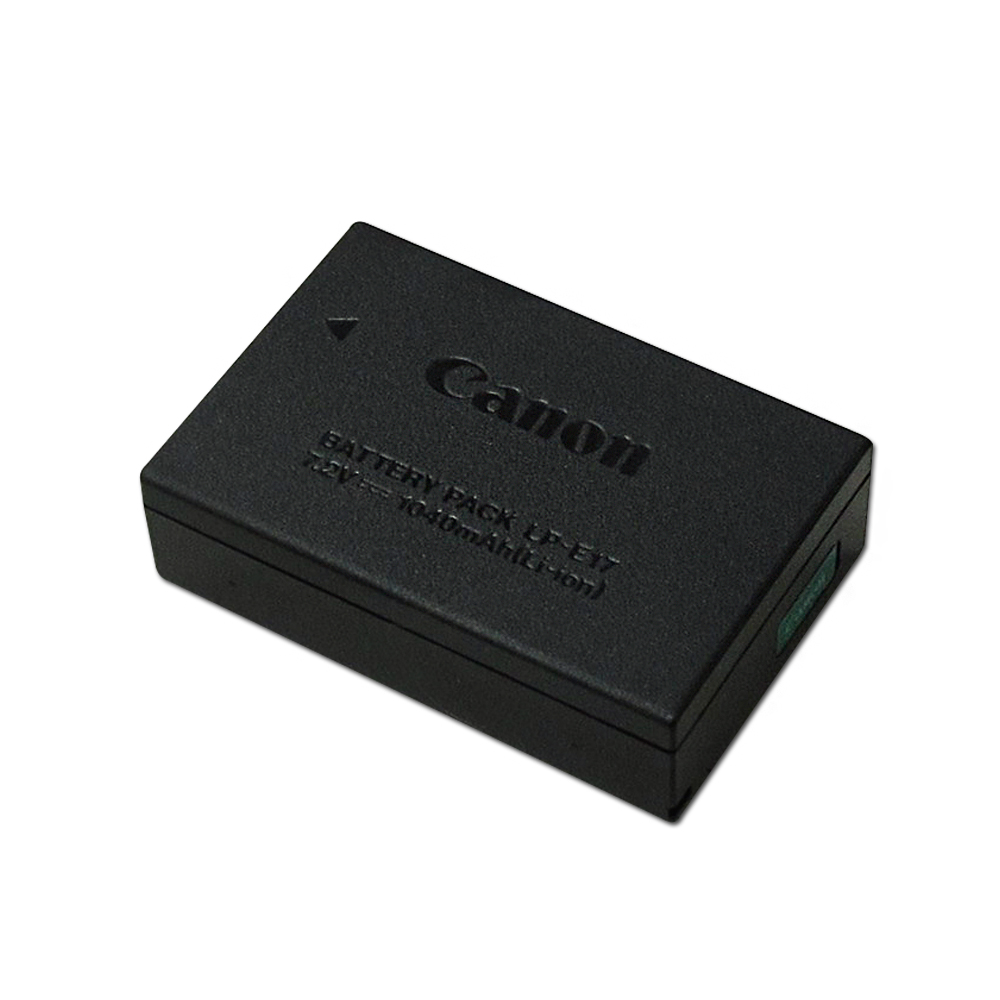 Canon LP-E17 / LPE17 適用相機電池 (全新密封包裝)
