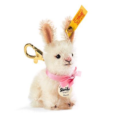 STEIFF金耳釦泰迪熊 - Keyring Dormy Rabbit (7cm)