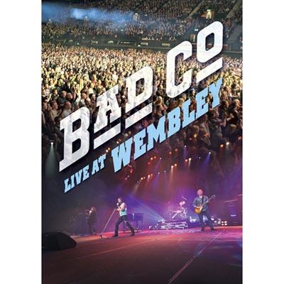 壞公司合唱團 - 英國倫敦溫布利球場演唱會 DVD