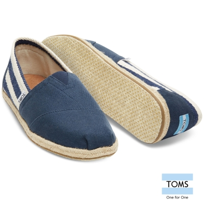 TOMS經典學院懶人鞋-男款