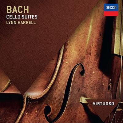 巴哈/無伴奏大提琴組曲(2CD)