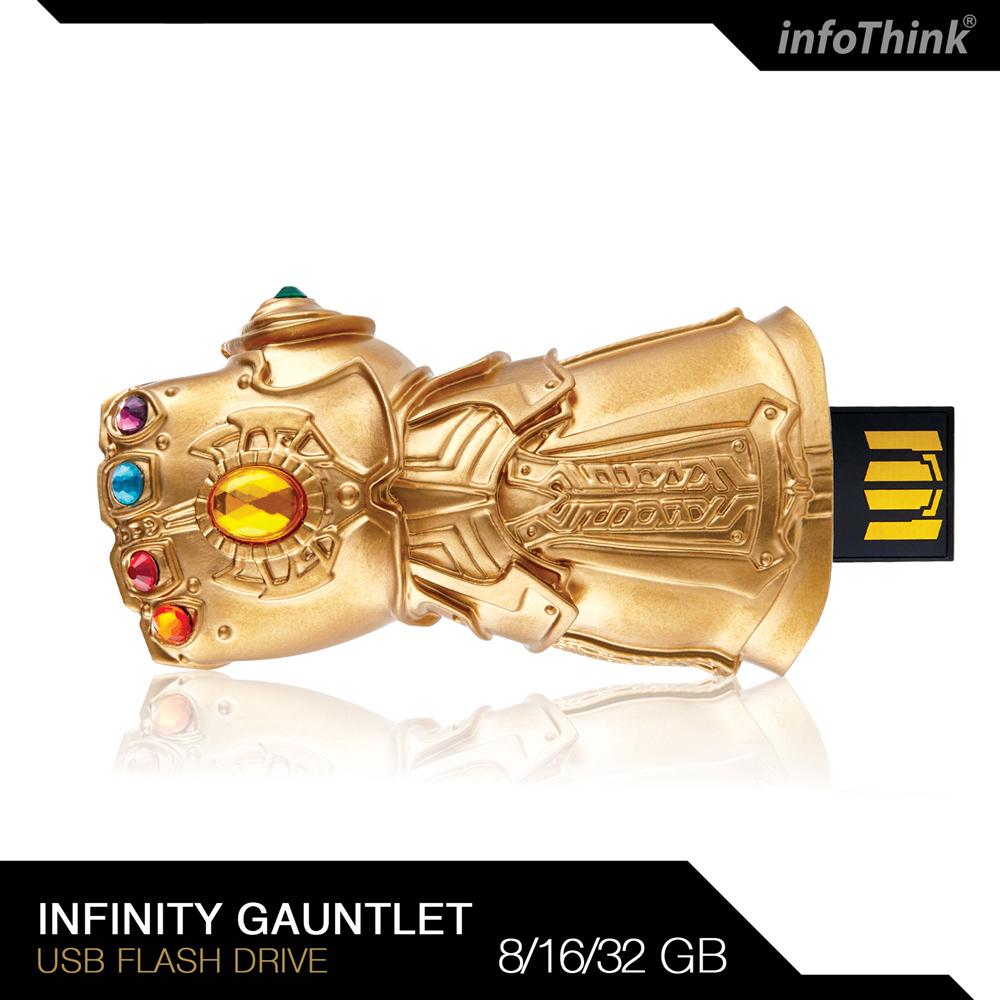 InfoThink 復仇者聯盟無限手套隨身碟32GB