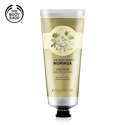 The Body Shop 辣木籽更新護手霜100ML