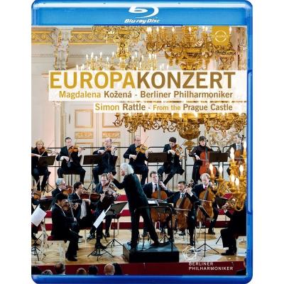 2013年歐洲音樂會  在布拉格城堡西班牙大廳 BD