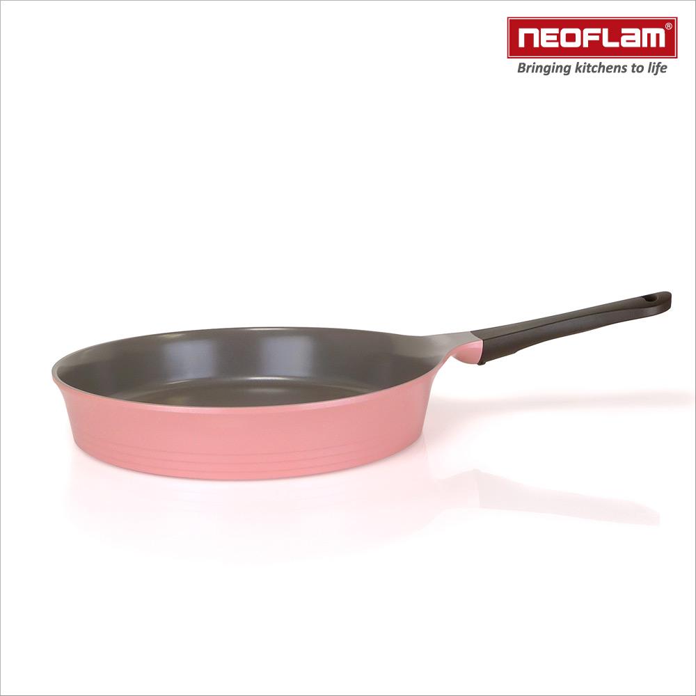 韓國NEOFLAM Aeni系列 30cm陶瓷不沾平底鍋