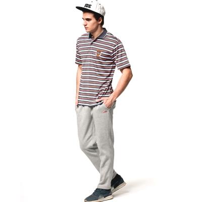 聖手牌-長褲-灰色系-高級運動休閒長褲