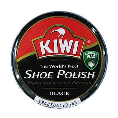 糊塗鞋匠 優質鞋材  L06 KIWI鞋油 奇偉鞋油 45m