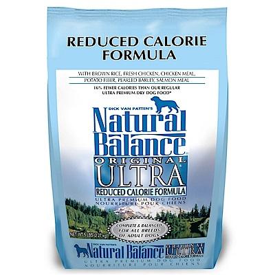 Natural Balance 特級成犬低卡調理配方 5磅