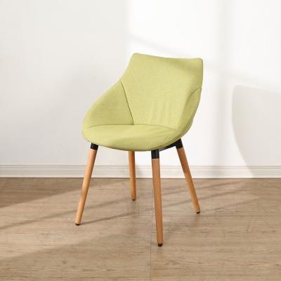 BuyJM復刻版實木腳休閒椅/餐椅45x39x81公分-免組