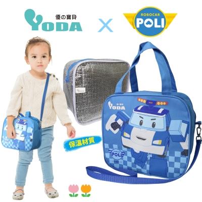 YoDa 救援小英雄波力保溫/保冷袋-兒童便當袋-POLI @ Y!購物