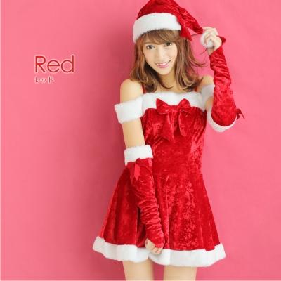 aimerfeel 平口小洋裝聖誕套裝組