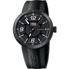 ORIS TT1 Day Date 陶瓷極速機械腕錶-橡膠錶帶/43mm