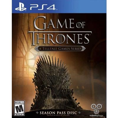 冰與火之歌 : 權力遊戲 完整版 Game of Thrones -PS4中英文美版