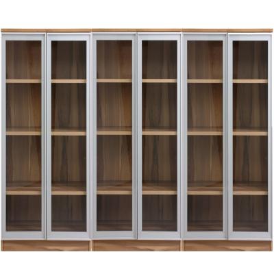 aaronation 雷思克設計師180~240cm鋁框玻璃收納櫃-量身訂製系統家具