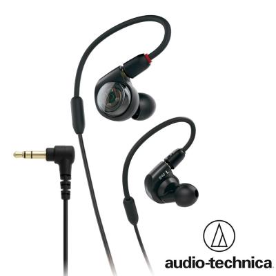 鐵三角 ATH-E40 動圈單體耳塞式監聽耳機
