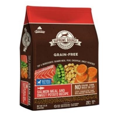 紐健士 鮭魚+蔬果 低敏無穀天然犬糧 24磅