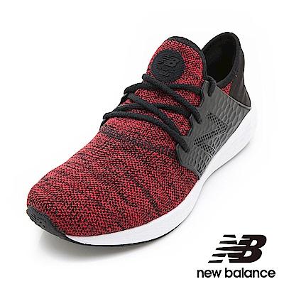 New Balance 運動跑鞋 MCRUZRR2男性酒紅色