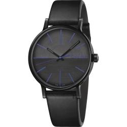 Calvin Klein CK boost 鼓動系列極簡手錶-藍時標/41mm
