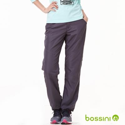 bossini女裝-輕便保暖褲11暗灰