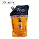 L'OCCITANE 歐舒丹 乳油木薰衣草液式植物皂補充包 500ml