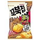 好麗友 烏龜玉米脆片-肉桂風味(80g)