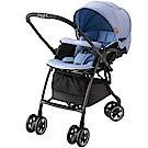 Aprica Luxuna Comfort 自動定位導向型嬰幼兒手推車(共2色)