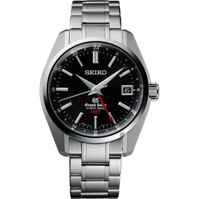 Grand Seiko 9S86 Hi-Beat 36000 GMT 機械錶-40mm