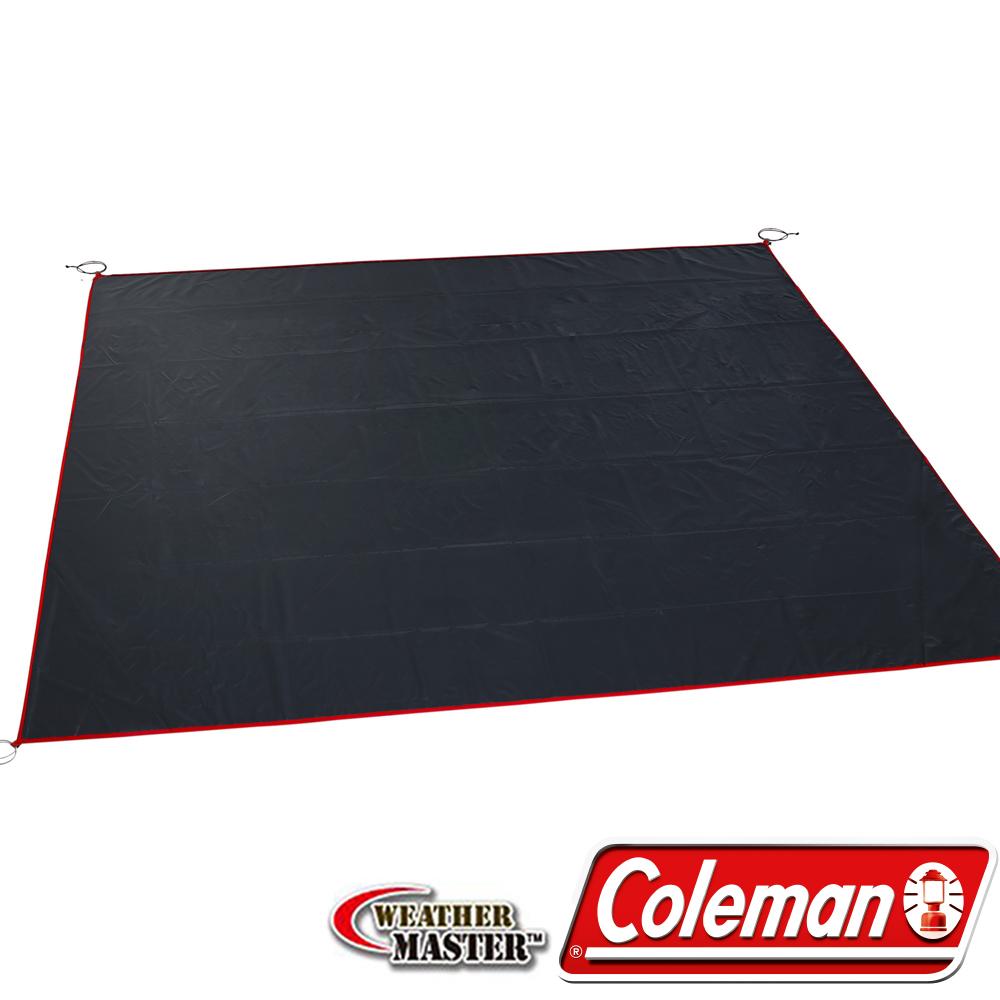 Coleman A0076 透氣帳300專用地布/防潮墊 氣候達人帳蓬專用地墊 公司貨