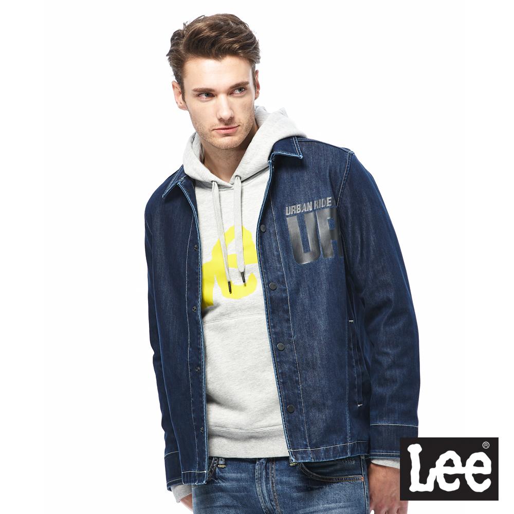 Lee 牛仔外套-男款-藍