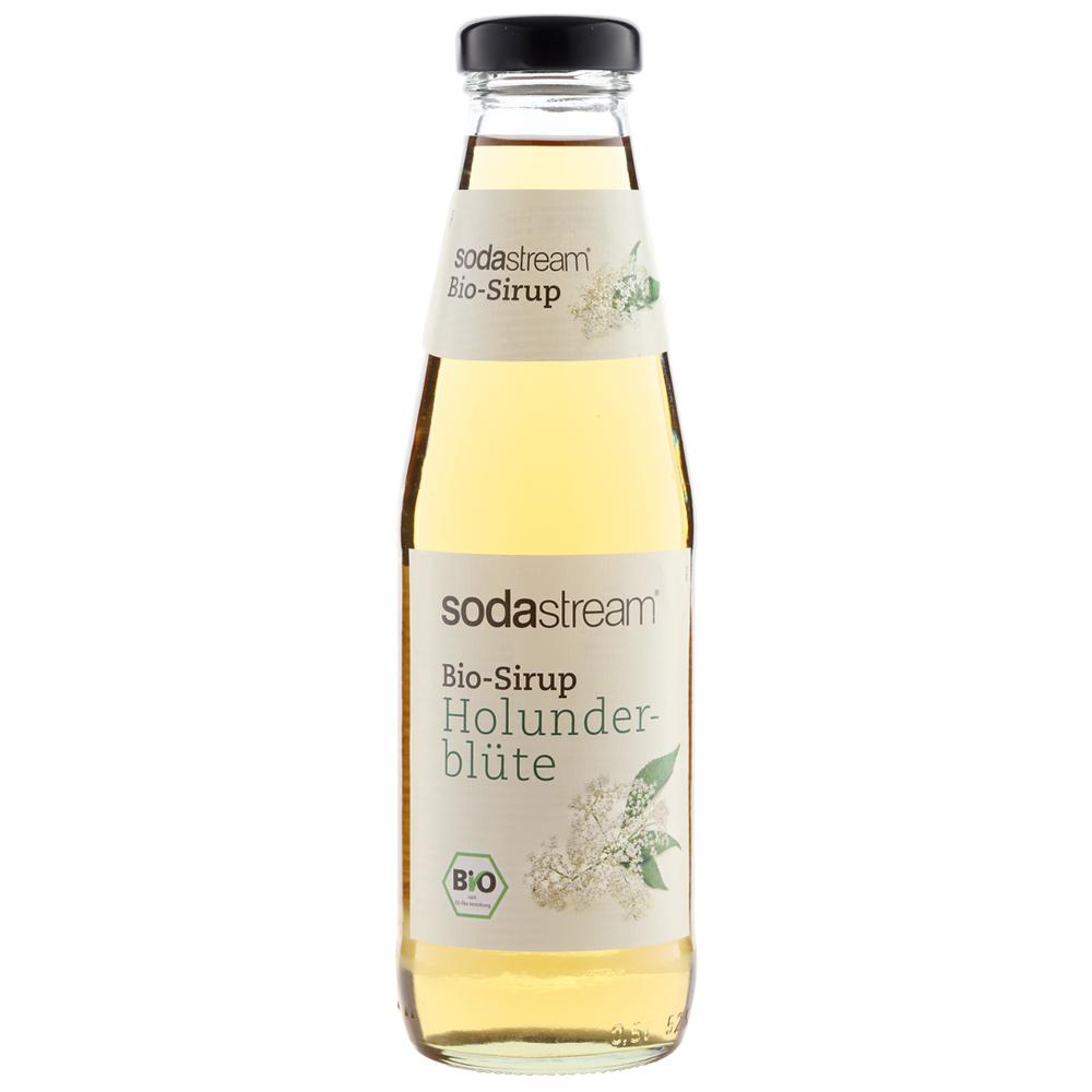 Sodastream接骨木花糖漿500ML