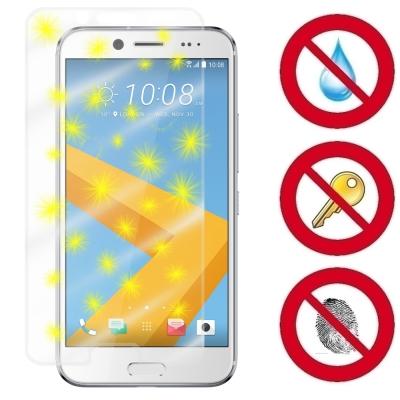 D&A HTC 10 evo (5.5吋) 電競玻璃奈米5H螢幕保護貼