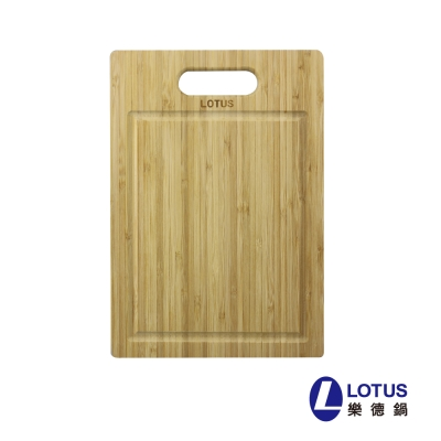 LOTUS 天然竹製砧板-小