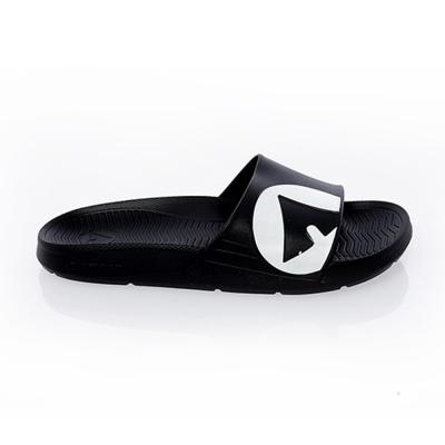 美國AIRWALK 防滑耐磨室內外拖鞋-黑