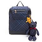 Arnold Palmer- 後背包 Bag&Bear B & B 系列-藍色