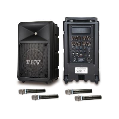 TEV  200W四頻無線擴音機 TA680-4