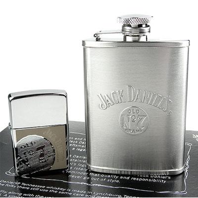 【ZIPPO】美系~Jack Daniel's威士忌