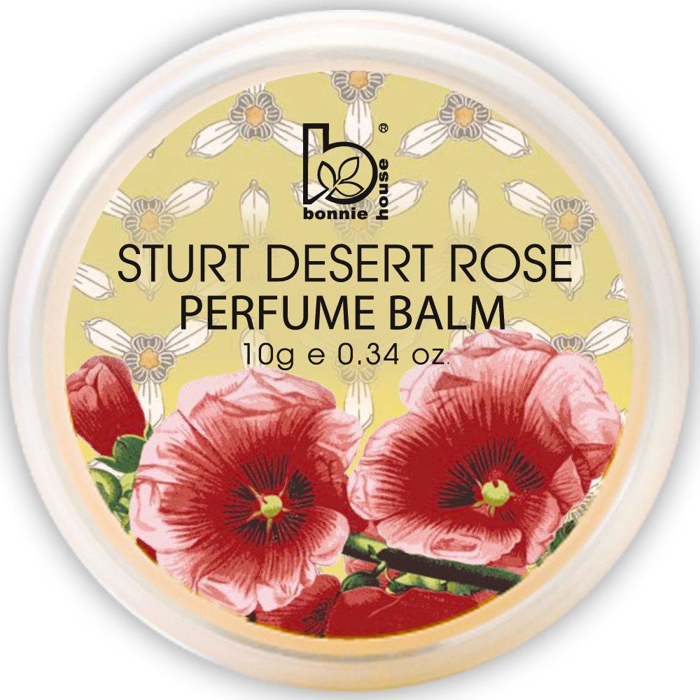 Bonnie House 沙漠玫瑰喚愛香氛膏10g