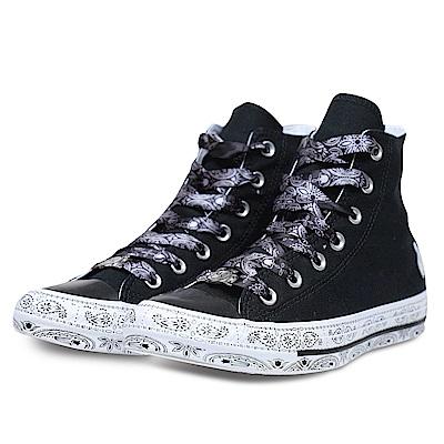 CONVERSE-女休閒鞋162234C-黑
