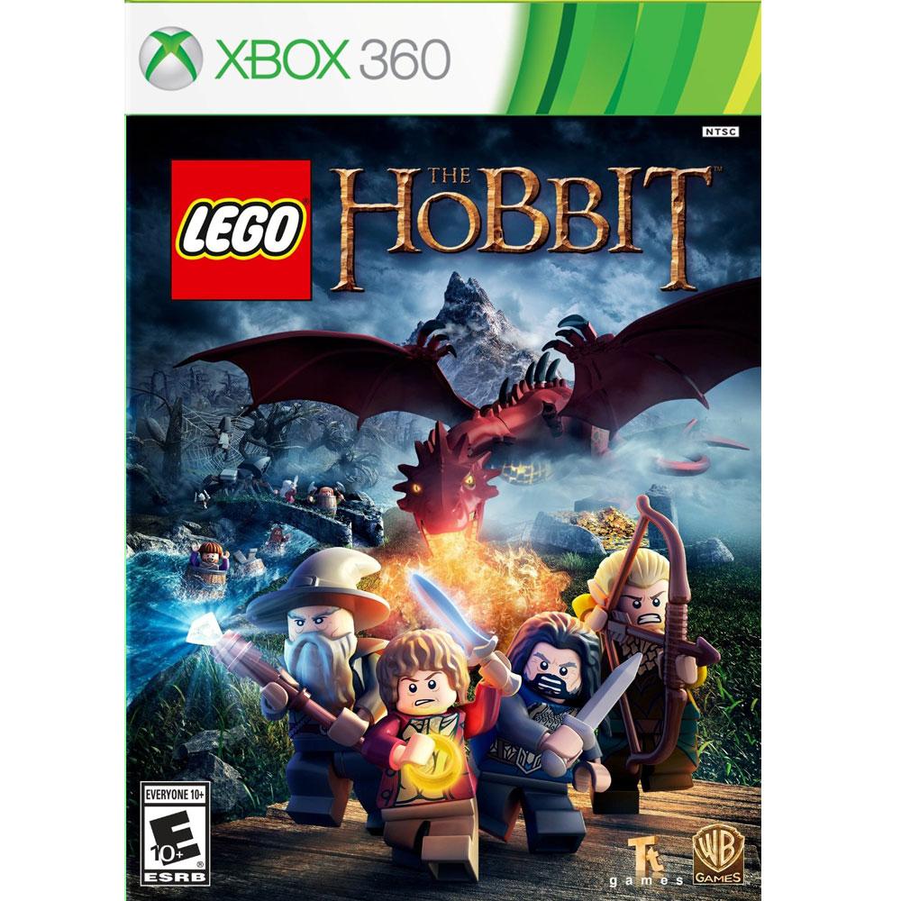樂高:哈比人歷險記LEGO THE HOBBIT-XBOX360英文美版